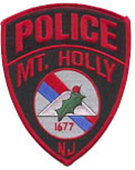 Support Mt. Holly Police